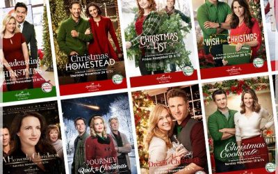 The plot of every single Hallmark Christmas movie